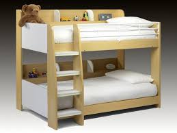 Julian Bowen Bunk Bed Julian Bowen Domino Maple And White Bunk Bed Frame