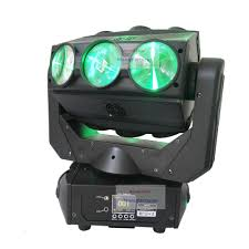 2pcs lot 9x12w rgbw 4in1 led beam moving head spider light endless
