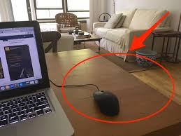 buying a mouse tripled my productivity while working from home