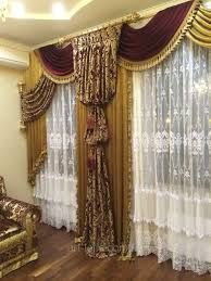Curtain Style 30 Best Swags Images On Pinterest Curtains Window Coverings And