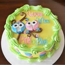 thanksgiving gender reveal cake baby gender reveal
