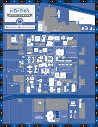 University Of Tennessee Campus Map by University Of Memphis 2013 2014 Year Kicks Off Choose901