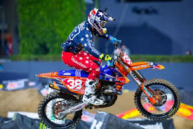 2017 New Jersey Supercross Preview Tomac Leads Dungey By 3
