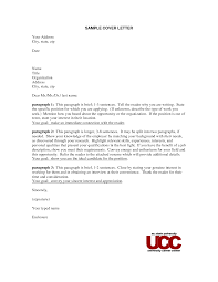 Example Cover Letter For Resume General How Do You Format A Cover Letter 2017 Cover Letter Examples