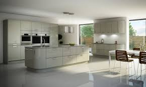 High Gloss Kitchen Cabinets by Kitchen Room Attractive High Gloss White Paint For Kitchen