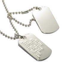 Engravable Dog Tags For Men 100 Engravable Dog Tags For Men The Wolverine Military Dog