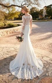 wedding dress australia sleeve illusion lace inspired wedding dress