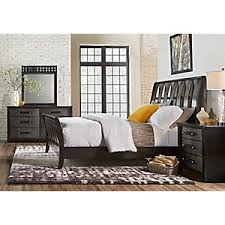 bedford heights gray 5 pc king sleigh bedroom king bedroom sets