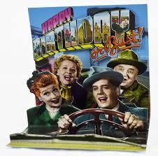 Desi Arnes by California Pop Up Card U2013 Lucille Ball Desi Arnaz Museum