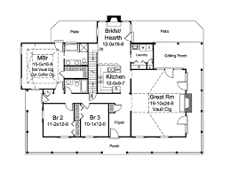 house plans country farmhouse house plan 69004 at familyhomeplans com