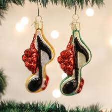 Musical Note Ornaments Yourchristmasstore Themed Ornaments