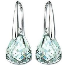earrings and things swarovski lunar earrings dangle earrings jewelry
