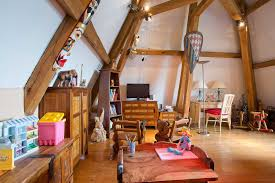 game room for children côte saint jacques 5 starred luxury hotel