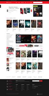templates for bookshop preview january responsive joomla template for ecommerce ja