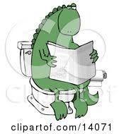Bathroom Clipart Royalty Free Rf Toilet Clipart Illustrations Vector Graphics 1