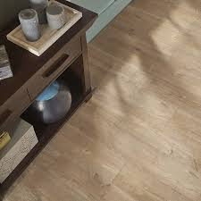 shop allen roth 7 5 in w x 47 25 in l gunstock oak laminate