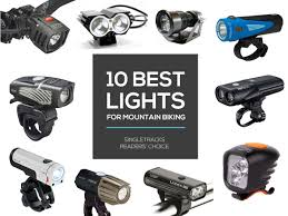 best mountain bike lights for night riding readers choice 10 best lights for mountain biking at night