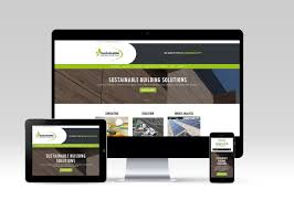 Sustainable Building Solutions Sustainable Building Solutions Website Catral Doyle Creative Co