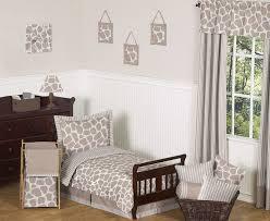 Giraffe Bedding Set Sweet Jojo Designs Giraffe Collection 5pc Toddler Bedding Set Ebay
