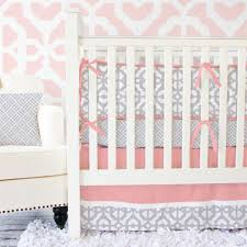 coral baby bedding u2013 caden lane