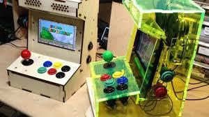 Building A Mame Cabinet Porta Pi Arcade A Diy Mini Arcade Cabinet For Raspberry Pi By