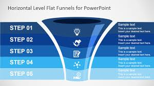 Free Flat Funnel Powerpoint Template Slidemodel Free Ppt