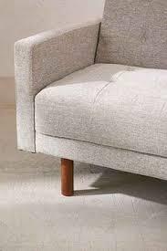light gray left sectional sofa upholstered article burrard
