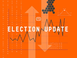 Election Maps Are Telling You Election Update Where The Race Stands With Three Weeks To Go
