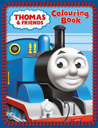 booktopia thomas friends colouring book thomas u0026 friends
