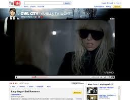 Lady Gaga Bad Romance Viral Videos Get Close To The One Billion View Mark