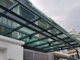 Glass Pergola Roof by Pergola Roofing Glass Roofing Glass Main Gate Stainless