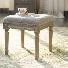 vanity stools you u0027ll love wayfair