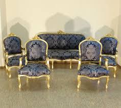 canap style louis xv cabriolet canape baroque salon style louis xv en hetre dore bois