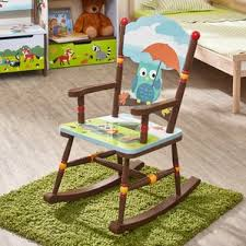 Toddler Rocking Chairs Kids U0027 Rocking Chairs You U0027ll Love Wayfair