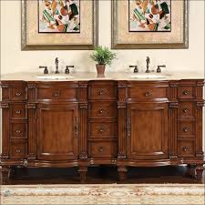 Solid Wood Vanities For Bathrooms Bathroom Magnificent 60 Bathroom Vanity Single Sink 72 Inch
