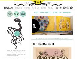 design magazine online 12 of the most beautiful literary magazines online flavorwire