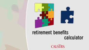 calpers retirement calculator table retirement benefits calculator calstrs com