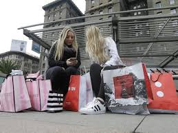 black friday luggage black friday may see less green as shoppers buy gifts all year long