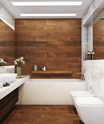 best matching bathrooms with wood design ideas home decor adding rugs wall mural and vegetation is a superb solution to get a completely extraordinary interior green rug leaves wall mural and greeneries will