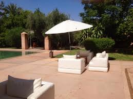 What Does El Patio Mean by Villa Al Assala Palmeraie Marrakech Morocco Booking Com