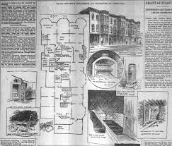 Chicago World S Fair 1893 Map by Murder Castle The Maze Like Lair Of The World U0027s First Serial Killer