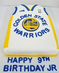 image result for golden state warriors birthday cake עוגות
