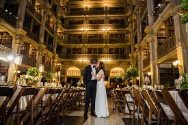 baltimore wedding venues george peabody library venue baltimore md weddingwire