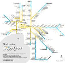 Metro Maps Melbourne Metro Map Metro Melbourne Map Australia