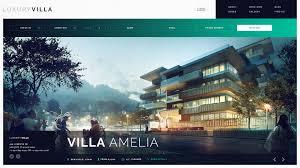 luxury villa property showcase wordpress theme by disgogo