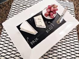 chalkboard cheese plate diy chalkboard cheese plate spray paint chardonnay