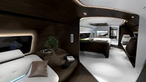 mercedes goes in the air for the modern jet setters trendland