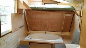 Tiny House Bathroom Design Tiny Luxurious Bathrooms