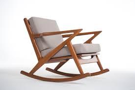 Mid Century Modern Armchairs Mid Century Modern Rocking Chair Modern Chairs Design