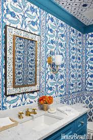 Wallpaper For Walls Teal And Pink 70 Best Bathroom Colors Paint Color Schemes For Bathrooms